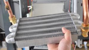 Запаять теплообменник газового котла Пластины теплообменника КС 21 Петрозаводск